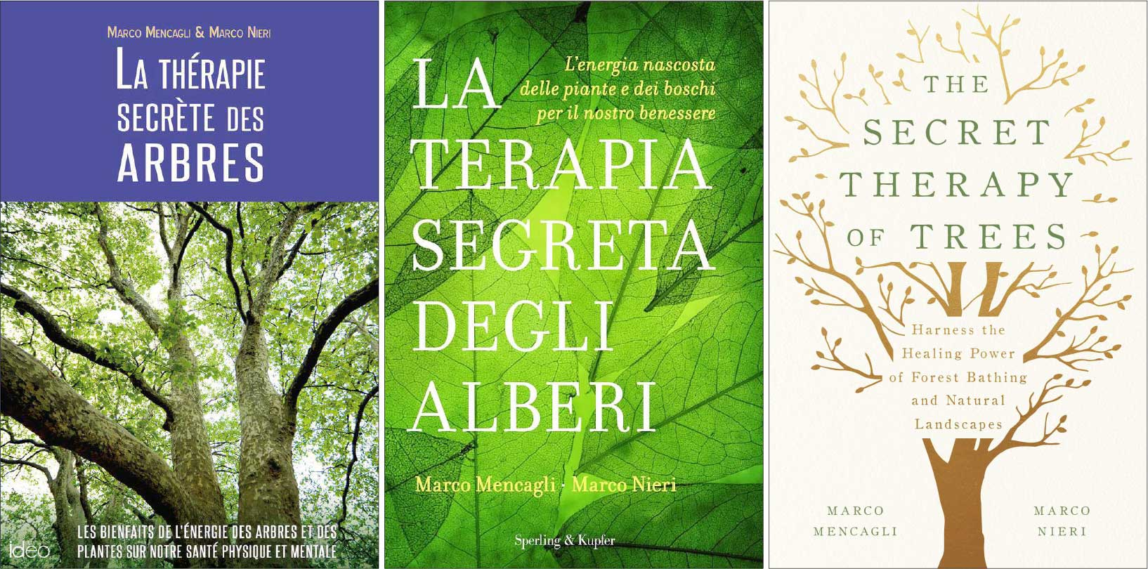 Libri da leggere Forest bathing